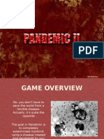 Pandemic II - Power Point