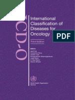 ICD-O