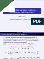 Variables Aleatorias estatics nd software word schol