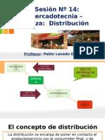 14 Talento y Mercadotecnia Sesión 14 - Plaza