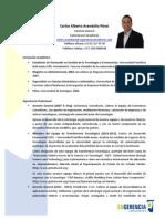 HV Carlos Alberto Avendaño Pérez