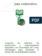 Practica Presentacion Aprendizaje Colaborativo