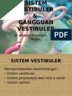 Sistem Vestibuler & Gangguan Vestibuler