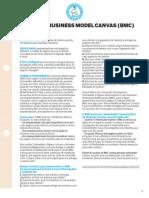 Instruções Business Model Canvas