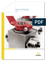 Gs-hydro Clamps Valves and Fittings