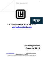 Lista de Precios Electronica 2015 Completa PORT [ 1][1][1]