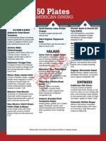 50 plates dinner menu (1)
