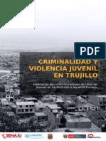 Criminalidad Violencia Juvenil Trujillo