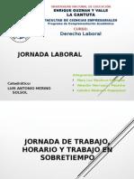 Cantuta Trabajo Jornada Laboral en Peru