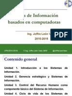 Sistemas de Información Unidad 1