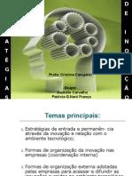 Estrategias de Inovacao