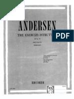 15327 Andersen Tre Esercizi Istruttivi Fl Ricordi