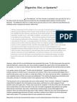 Postflaviana - Genetics of the Oligarchs Eloi or Upstarts