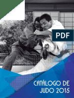 Catalogo de Judo 2015