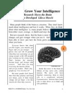 brainology article