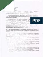 Declaración de bienes Carlos Martín