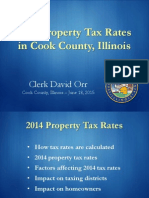 2014 Tax Rate Report PowerPoint