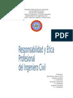 responsabilidad y ética en la ing.civil
