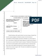 Braun v. Agri-Systems - Document No. 150