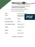 Semejanzas y Diferencias CAD y CAM