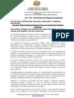 Nota de Prensa 016 - Avanza Proceso de Zee Brindará Información Integral
