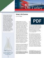 Turkey's Hot Summer