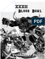 The XXXXII Blood Bowl