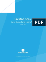 Creative Scala