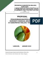 Cover Proposal Ditjen Hortikultura TP 2011