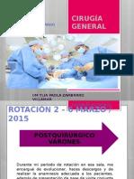 Portafolio Cirugía General