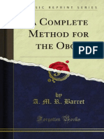 A Complete Method for the Oboe 1000074028