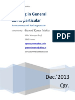 Dec.'2013 Qtr. Banking & Finance Newsletter