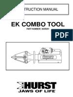 EK Combo Operation Manual