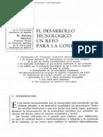 El Desarrollo Tecnológico Un Reto Para La Contabilidad