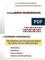 POLÍMEROS INORGÂNICOS