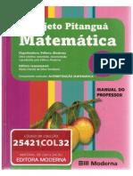 partes do livro projeto pitanguá - geometria