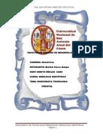 Monografia de Semiologia Obstetrica