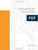 Advances in Catalysis Volume 22 - d.d. Eley (Academic Press, 1972)