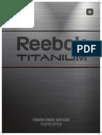 5431 Titanium Console Manual TT1.0 2.0 3.0 ENGLISH PRINT
