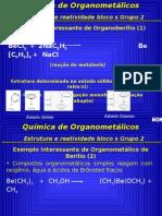 Slides Química de Organometálicos