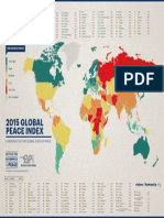2015 Global Peace Index
