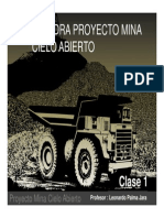 Clase 1 - Catedra Proyecto Rajo