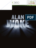 Alan Wake Manual