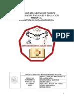 Módulo de Química Octavo 2015
