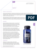 Deep Blue Polyphenol Complex Product Information Page