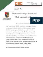 Teología Ciencia de La FE 10