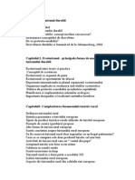 Plan Proiect Ects Anul III 2015