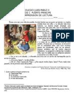 COMPRENSION DE LECTURA BASADA EN PRUEBAS SABER.docx