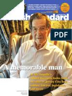 Jewish Standard, June 19, 2015
