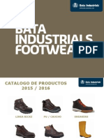 Catalogo Bata Industrial 2015-1